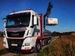 REDER Transporte – LKW Ladekräne