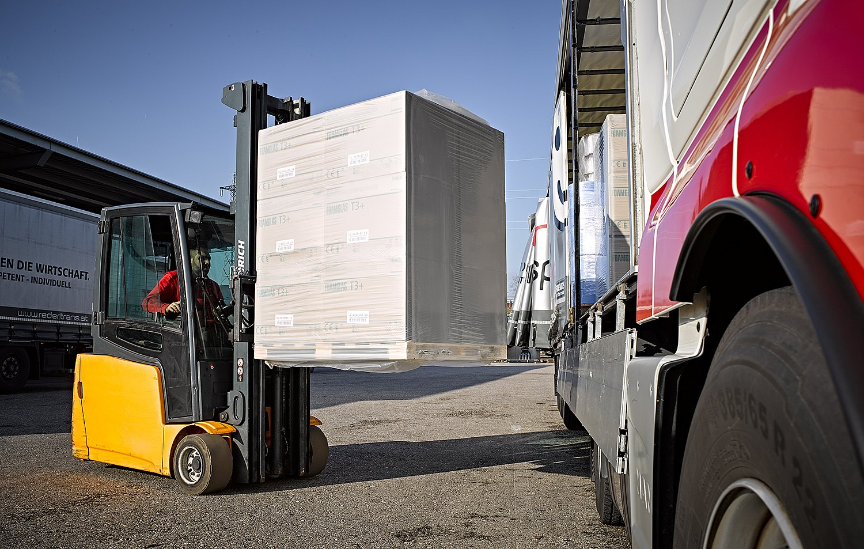 REDER Transporte –Ladungsverkehr