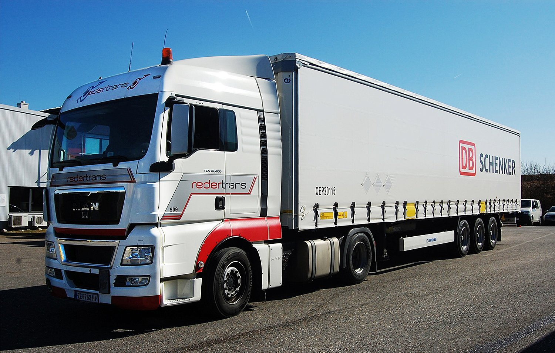 REDER Transporte – Fixchartereinsatz