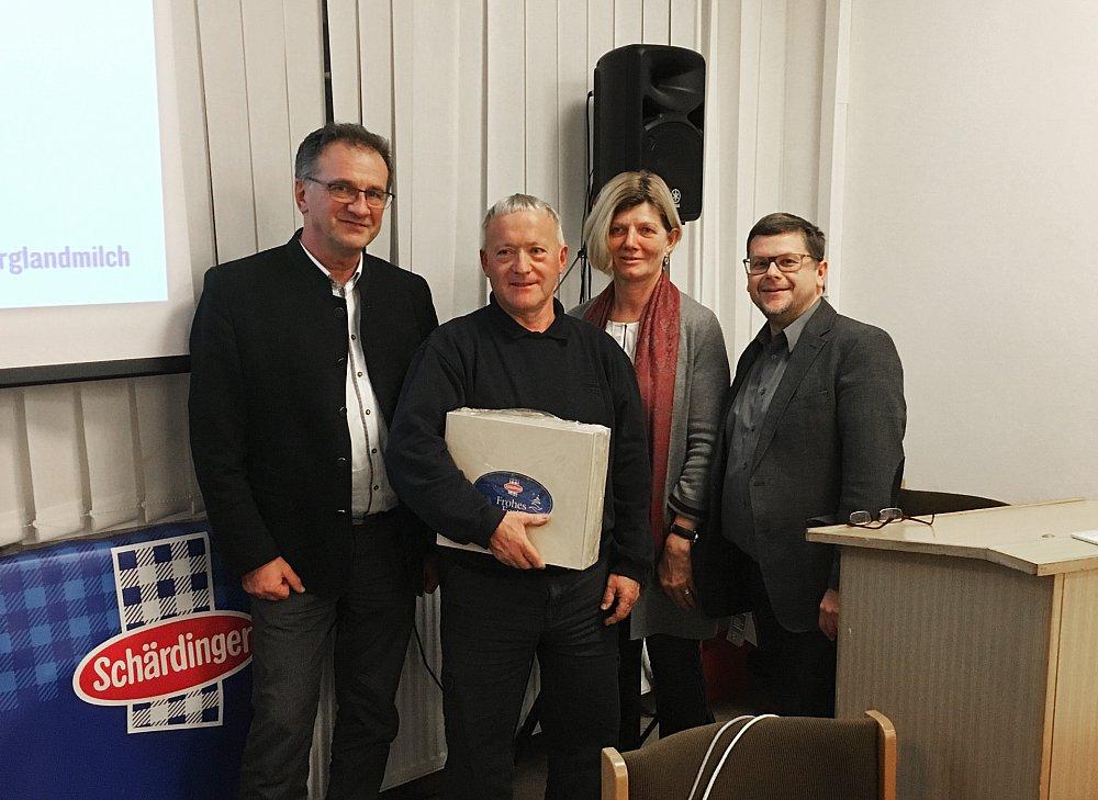 40 Jahre Milchsammelwagenfahrer